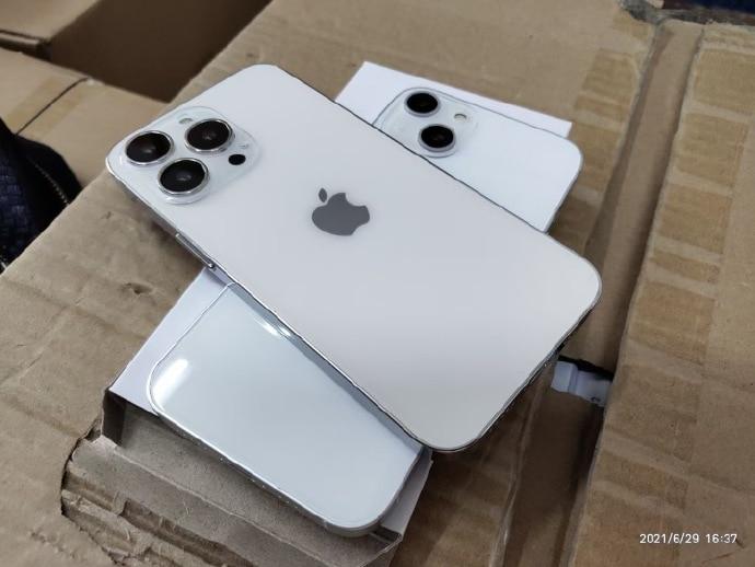 Pérdida ficticia del iPhone 13