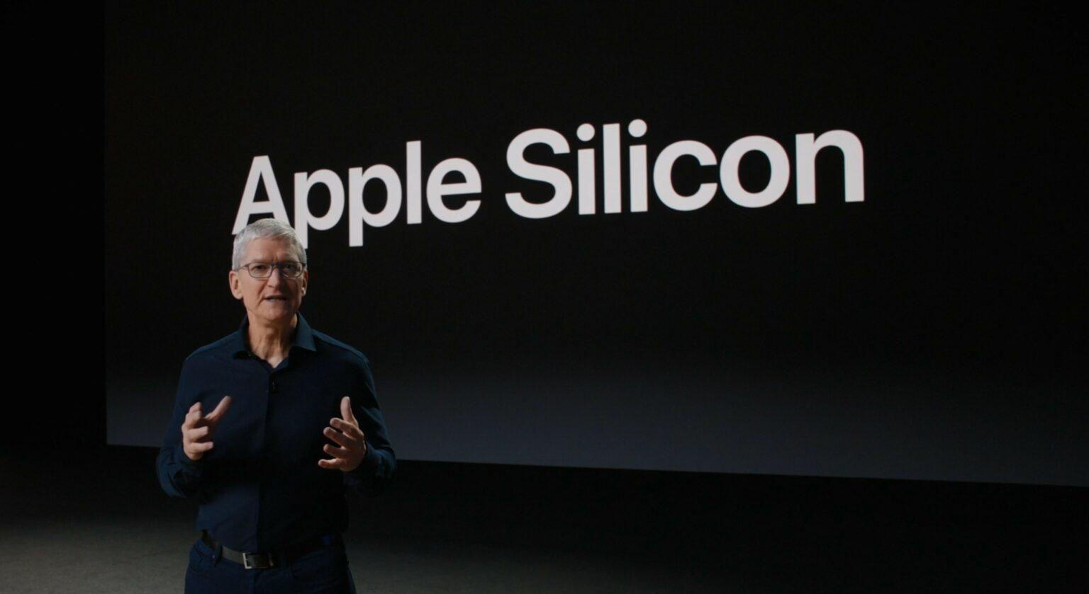 Silicona de manzana