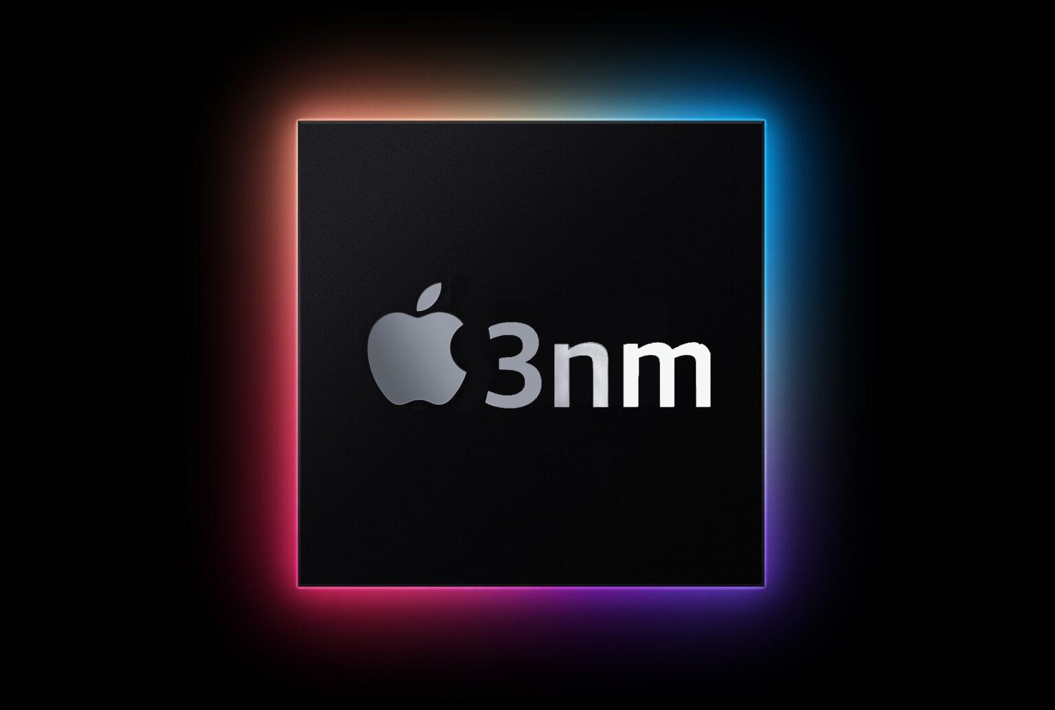 Apple podría obtener procesadores de 3 nm de vanguardia en 2022