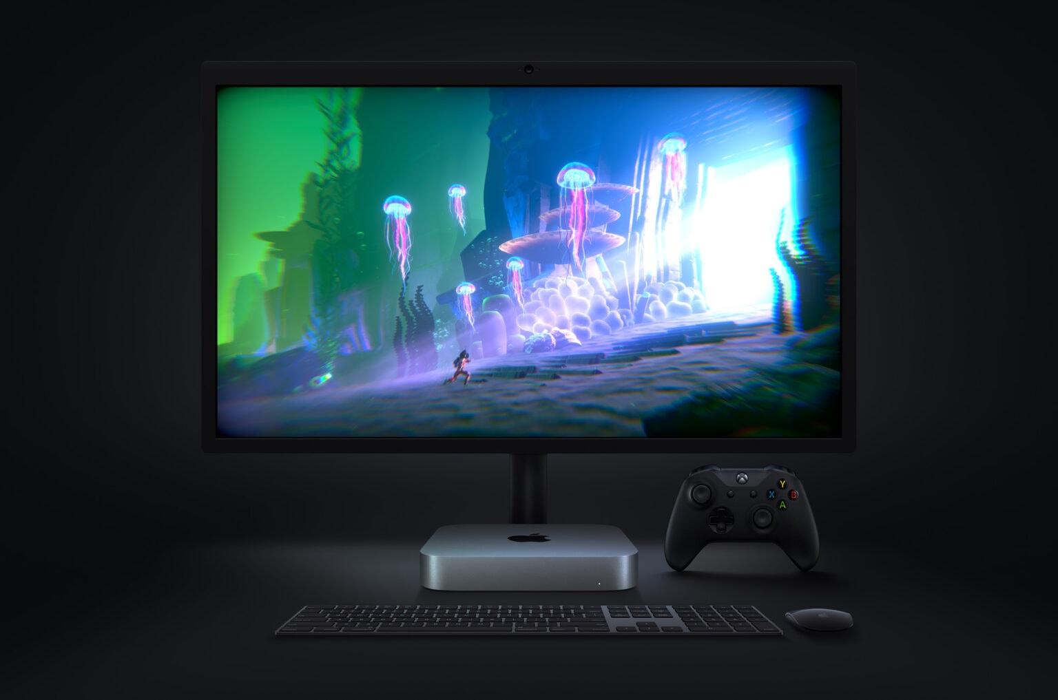 Nuevo minijuego M1 para Mac